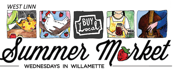 West Linn Summer Market